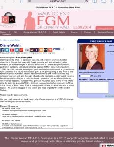 GWPF Fundraising Diane Walsh _Nov 2014